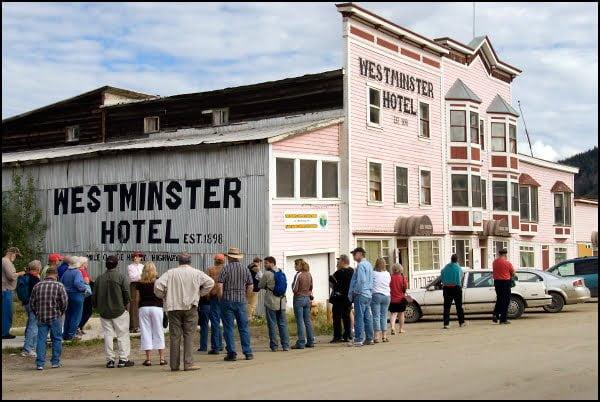 Dawson-City-Westminster-Hotel
