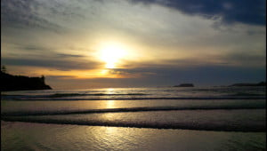 Long Beach Lodge sunset_tofino