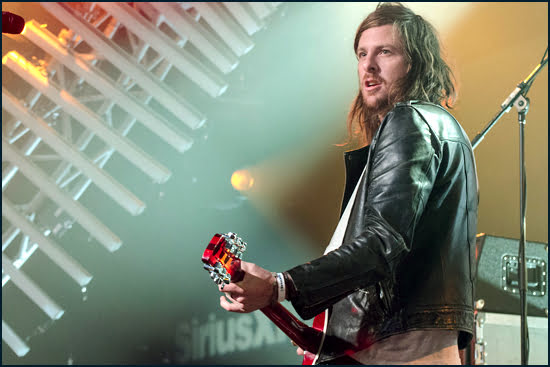 Matt Mays is among the artists who have made numerous appearances in Toronto during Canadian Music Week. (Julia Pelish file photo/Vacay.ca)