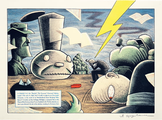 art-spiegelman-lead-pipe-art-gallery-of-ontario