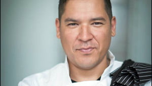Chef Rich Francis of District Red and Top Chef Canada Season 4 Finalist.  (©Red Works Studio)
