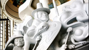 The Spirit of Haida Gwaii-bill-reid-gatineau-quebec-museum-of-history