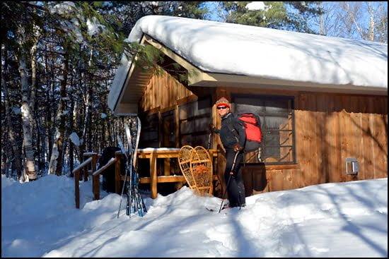 Arrowhead-Provincial-Park-Ontario-Cabin