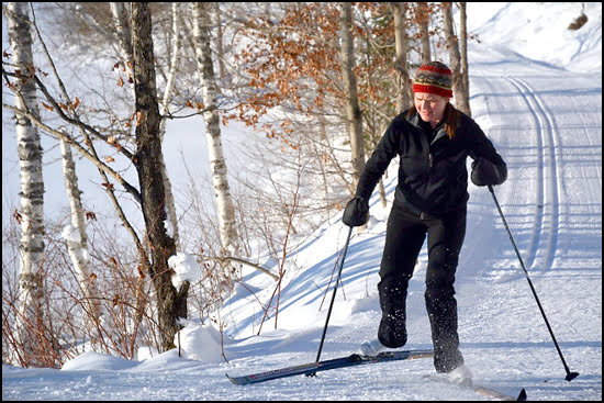 Arrowhead-Provincial-Park-Ontario-cross-country-skiing