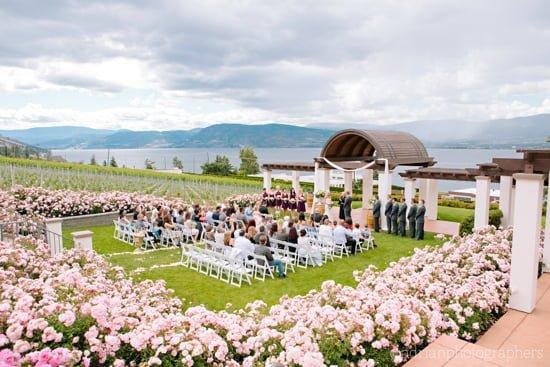 Pavilion Wedding - CedarCreek-Kelowna-BC