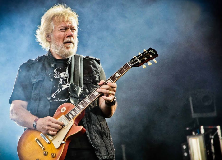 Canadian rock legend randy bachman will perform in kitchener waterloo