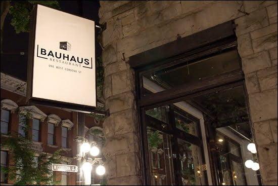 Bauhaus-gastown-vancouver