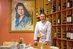 Pino Posteraro Mamma Paola Wine Room Cioppinos