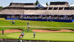 RBC-Canadian-Open-Glen-Abbey-18th Green