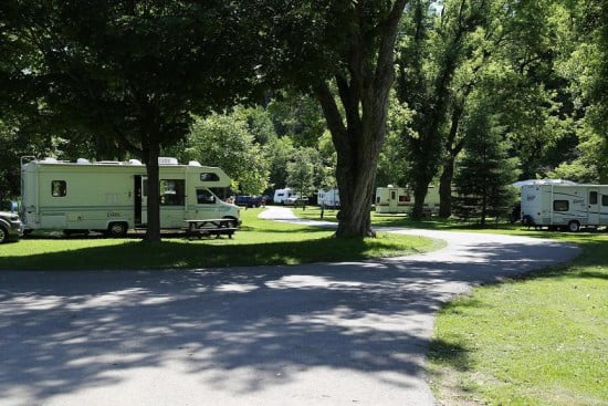 Where To Enjoy Urban Camping In Toronto Vacay Ca
