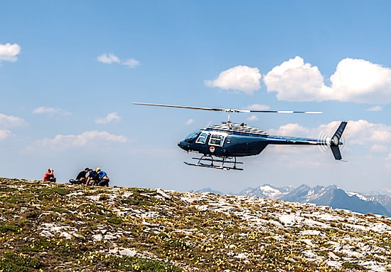 selkirk-tangers-helicopter-tours-british-columbia