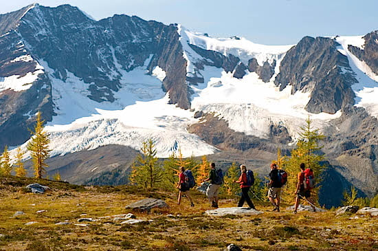 Hiking_in_BC_with_Mountain_Trek