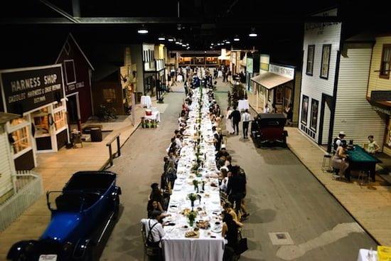 Prairie Feast Western Development Museum