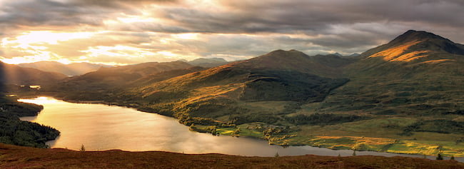 The-trossachs-Scotland