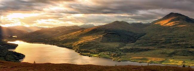 The-trossachs-Scotland