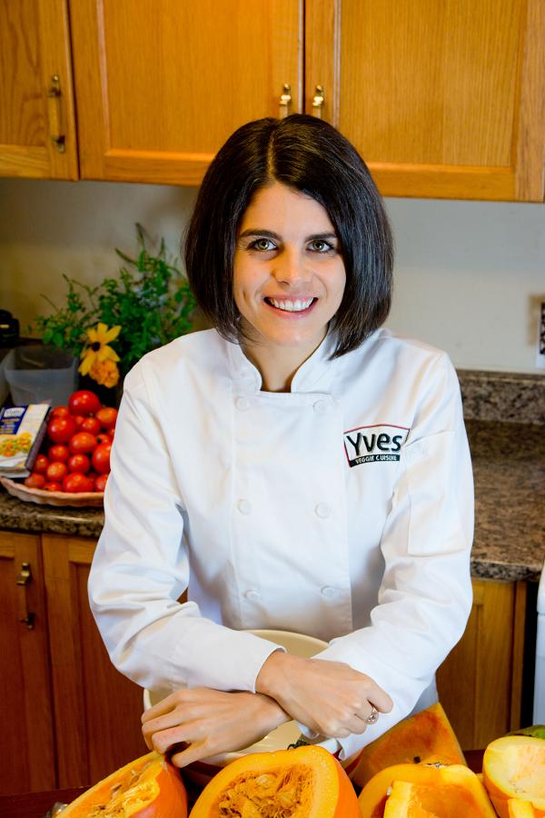 Vegan Chef Lauren Marshall