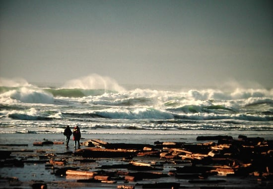 Pacific Rim National Park's Long Beach Storm Adrian Dorst 2000