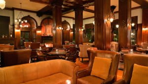 Victoria's Bengal Lounge has been one of the city's most beloved attractions for decades. It has been closed to the public. (Photo courtesy of the Fairmont Empress)