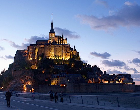 mont-saint-michel-at-night small