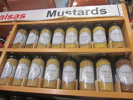mustards-condiments