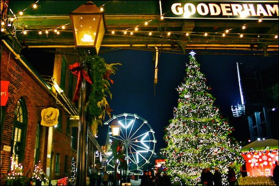 distillery-district-christmas-tree
