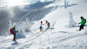 Kootenay Cat Skiers