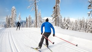 Nordic Skiing Sun Peaks