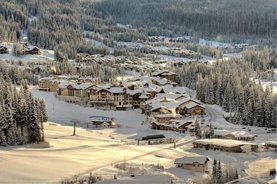 Sun Peaks - Canada's Alpine Village