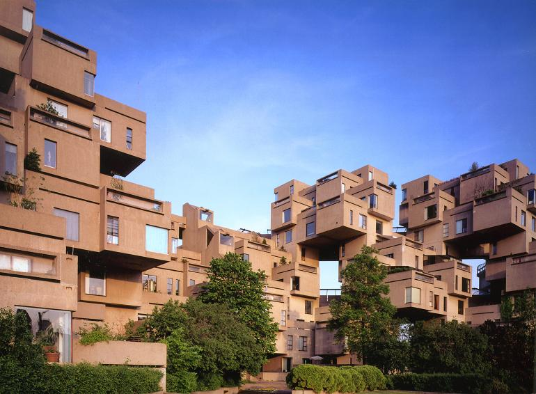 Architect has a blueprint for tourism vacay moshe safdie garden 1 malvernweather Images