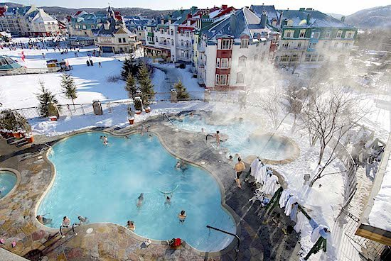 Best Spa In Tremblant