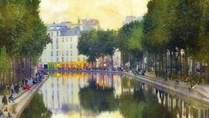 Paris-Saint-Martin-Canal-Julia-Pelish