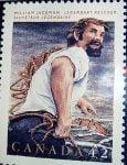 42 cent Legendary Rescuer postage stamp ~ Al Luke