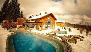 Outdoor baths-Eastman-Spa-Quebec