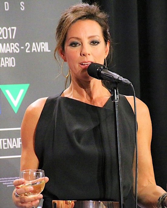 Sarah McLachlan Juno Awards 2017