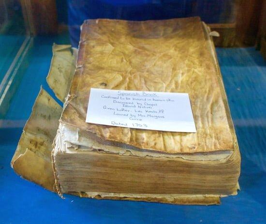 spanish-book-denys-museum-cape-breton