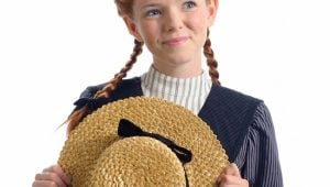 AJ Bridel Anne of Green Gables