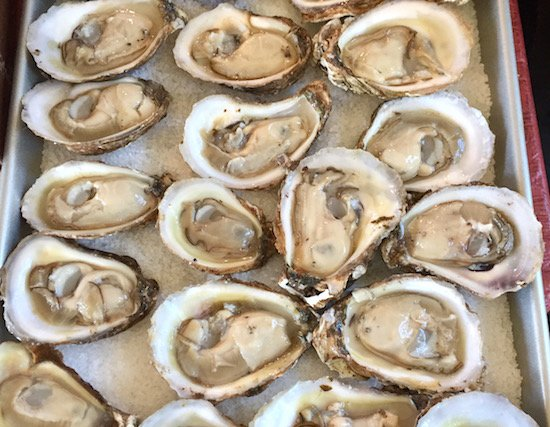 oyster-tray