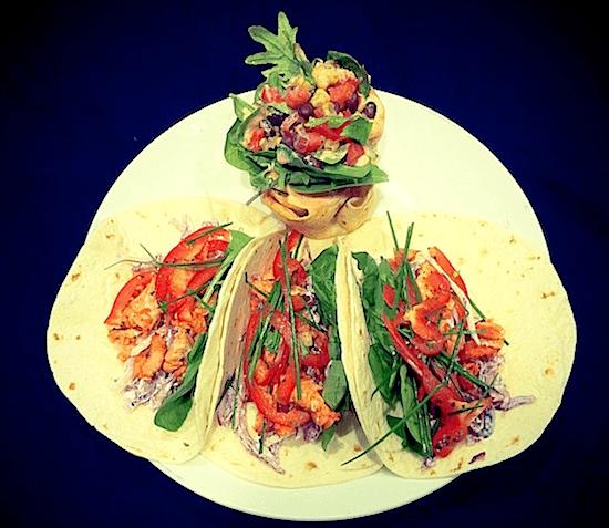 salmon tacos lelem