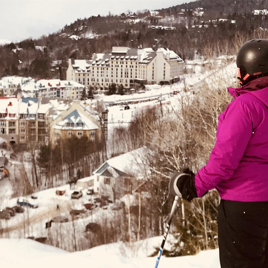 1. View Mont Tremblant