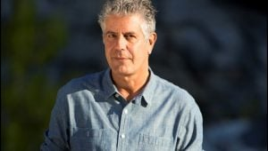 Anthony Bourdain of CNN fame will be opening Devour! The Food Film Fest in Wolfville, Nova Scotia running November 12-16, 2014.