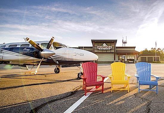 Muskoka-Airport