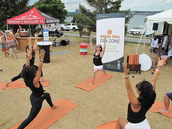 Medley - Moksha Yoga Barrie Zen Zone