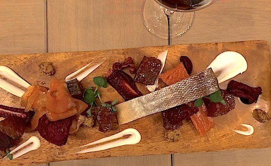 grapes-smoked-fish-board
