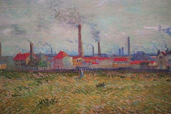 AGO Van Gogh Factories at Clichy