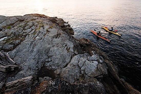 pender island kayak