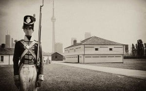 Fort York, Toronto, travel, halloween