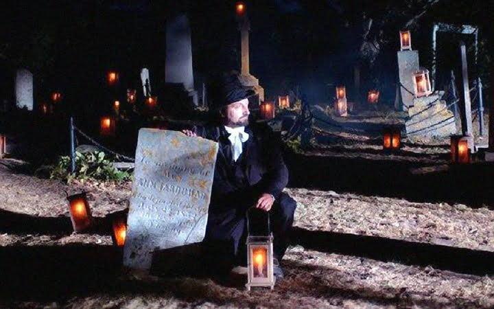 Candlelight Graveyard Tours - Annapolis Royal Historic Gardens - Nova Scotia