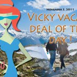 vicky vacay deal of the day 11-3