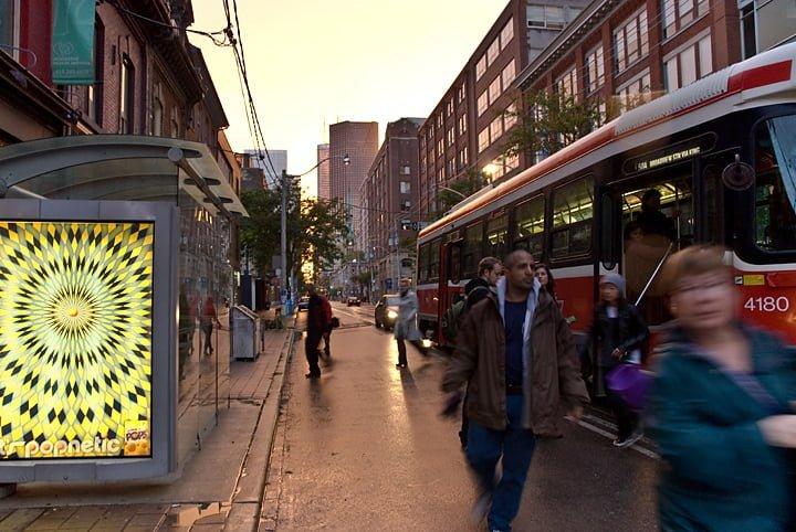Street Car, Toronto, transit, Ontario, Travel