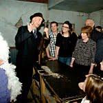 Chicago Connection Tour, Tunnels of Moosejaw, SASKATCHEWAN, history
